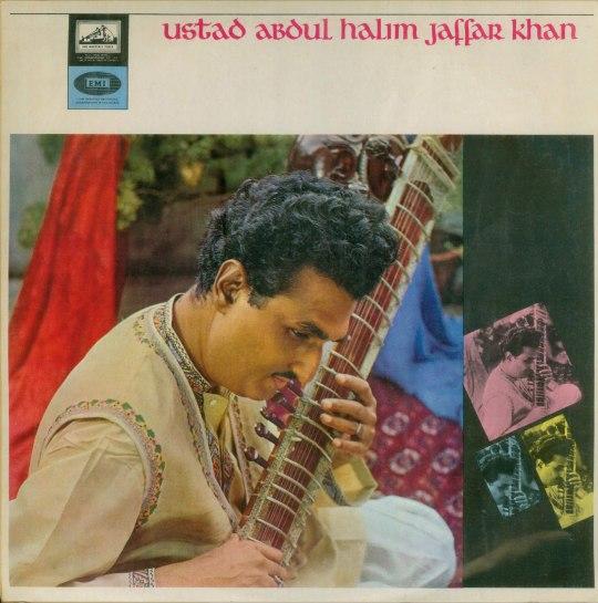 Abdul Halim Jaffar Khan - ECLP 2351 - front