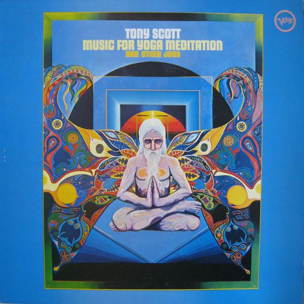 Tony Scott Yoga