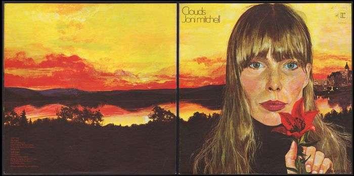 Joni Mitchell Clouds
